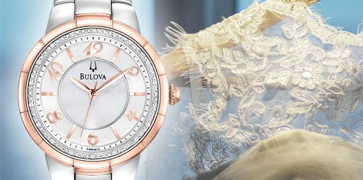 zegarek bulova diamond