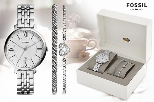 zegarek fossil serce